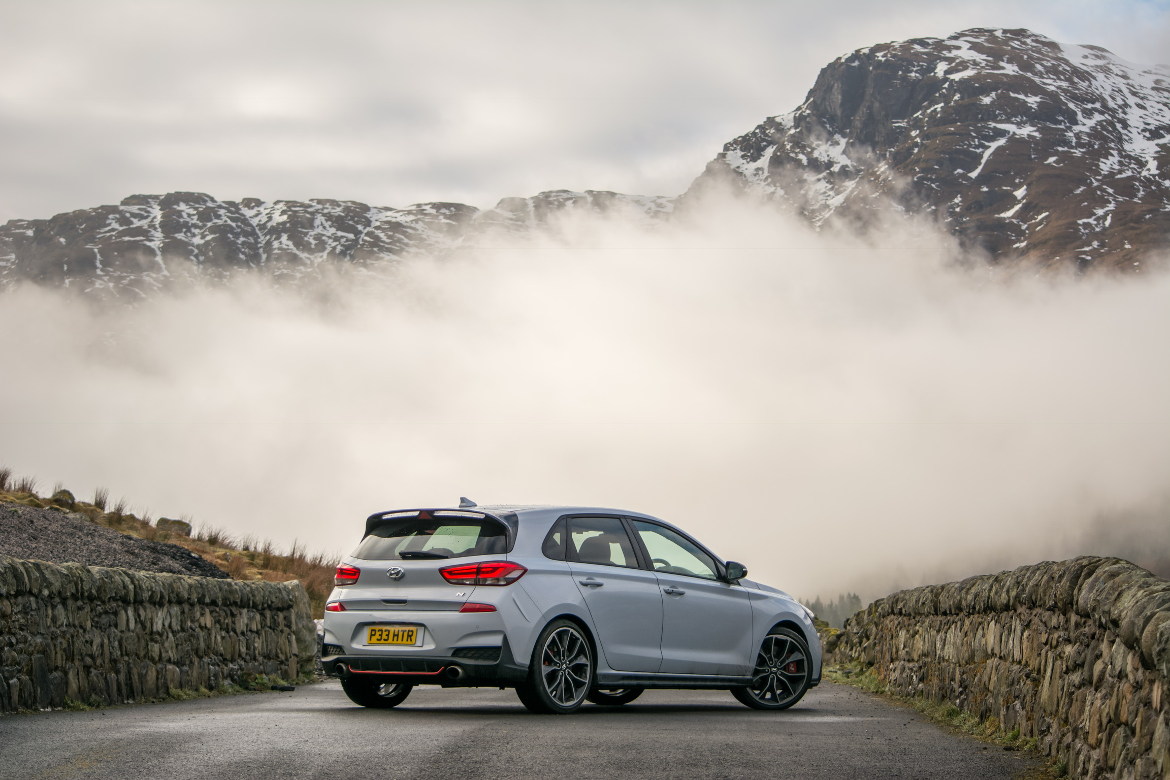 Scottish Clean Slate i30N