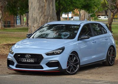 i30N in the Park